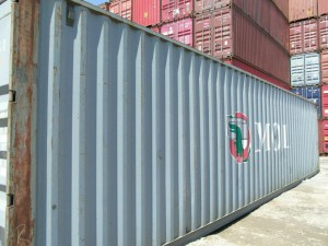 12m Used Container.